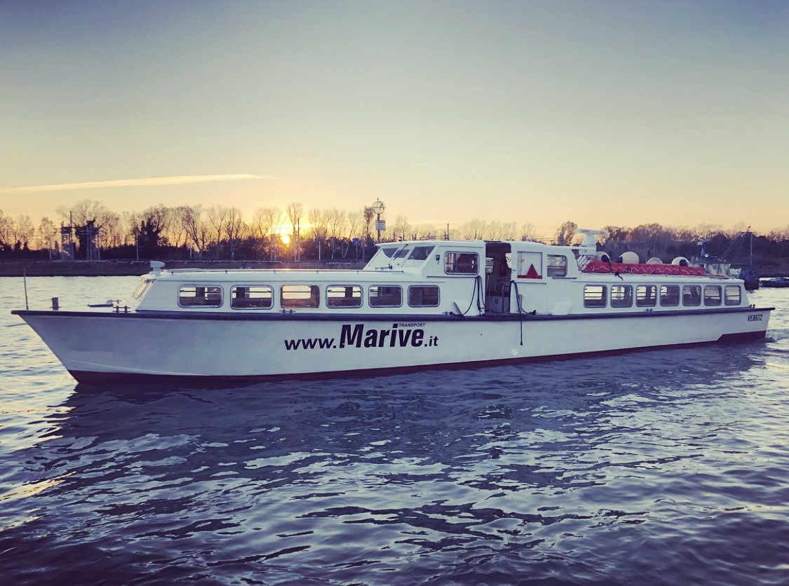 Il Servizio Business di Marive Transport