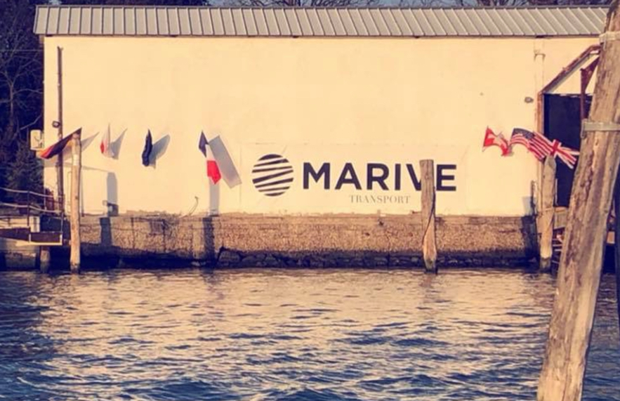 Self Storage for Partner Companies at the Marive Transport logistics office