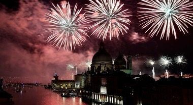 Venezia : Ufficiale fuochi Redentore 2020 annullati