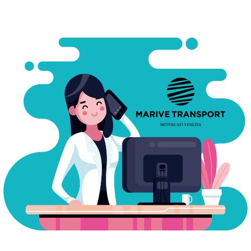 Venezia : Nuovo centralino telefonico per Marive Transport s.r.l.