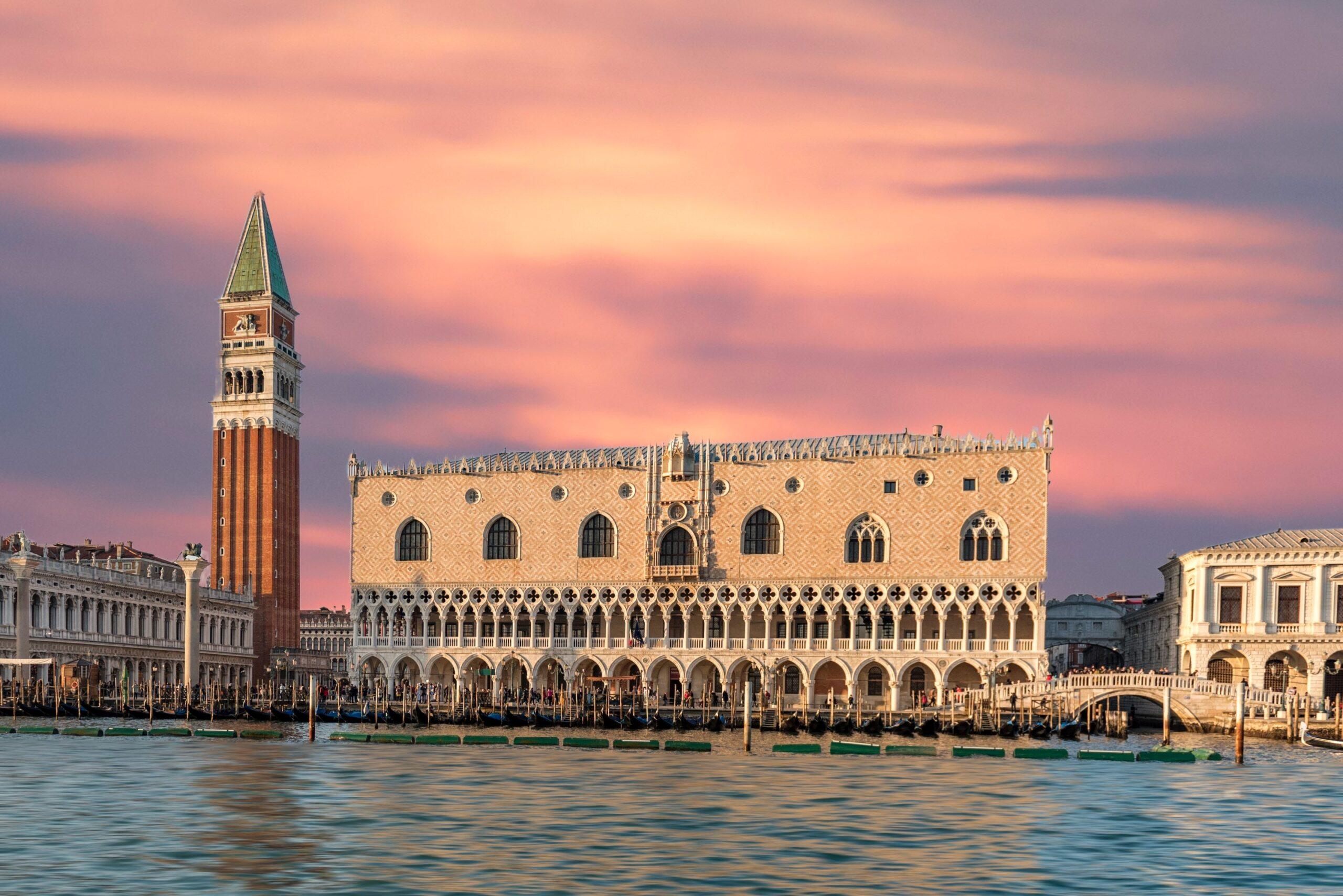 Venezia e la colonna perduta