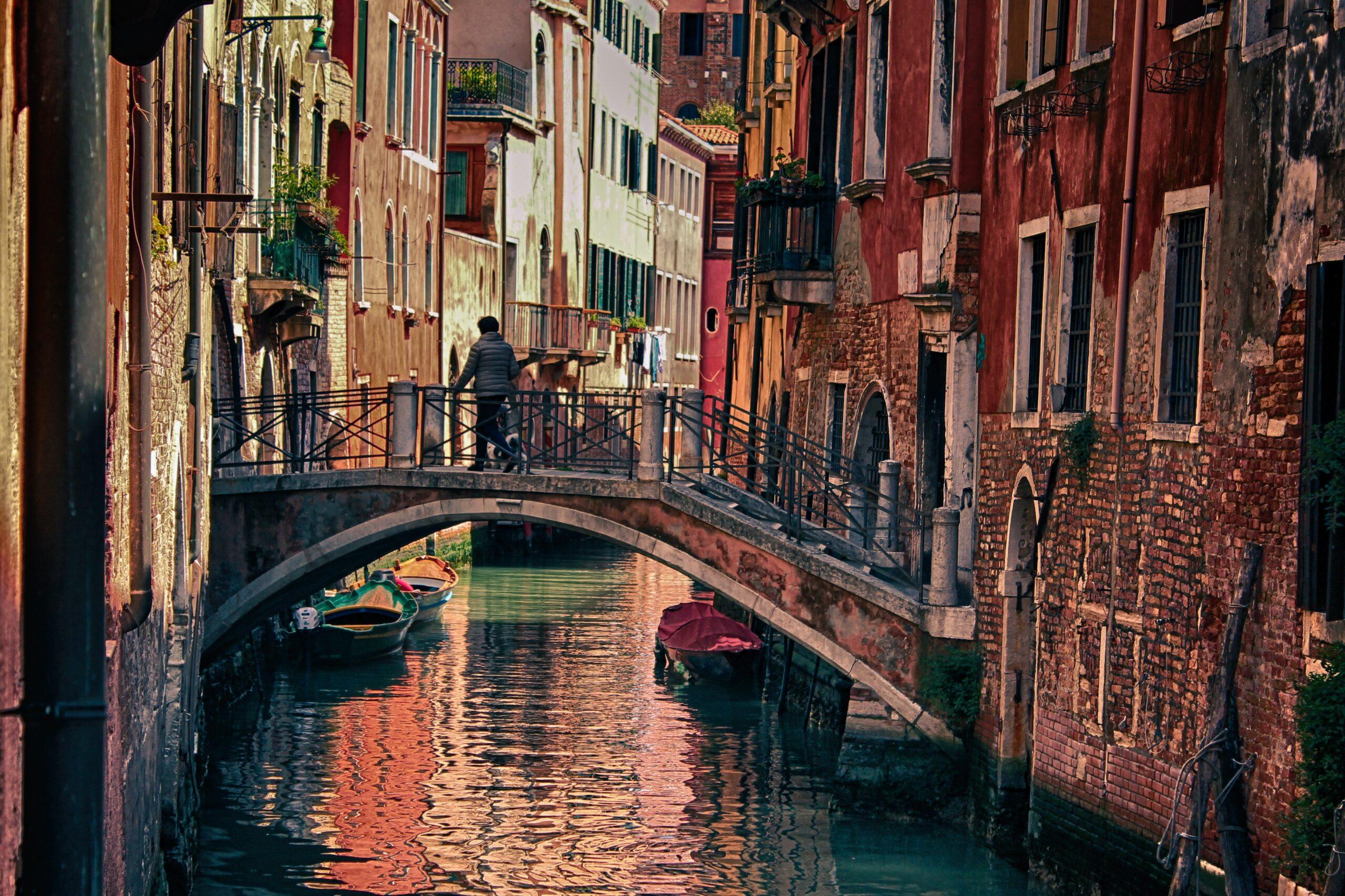 Venezia e gli incontri inaspettati