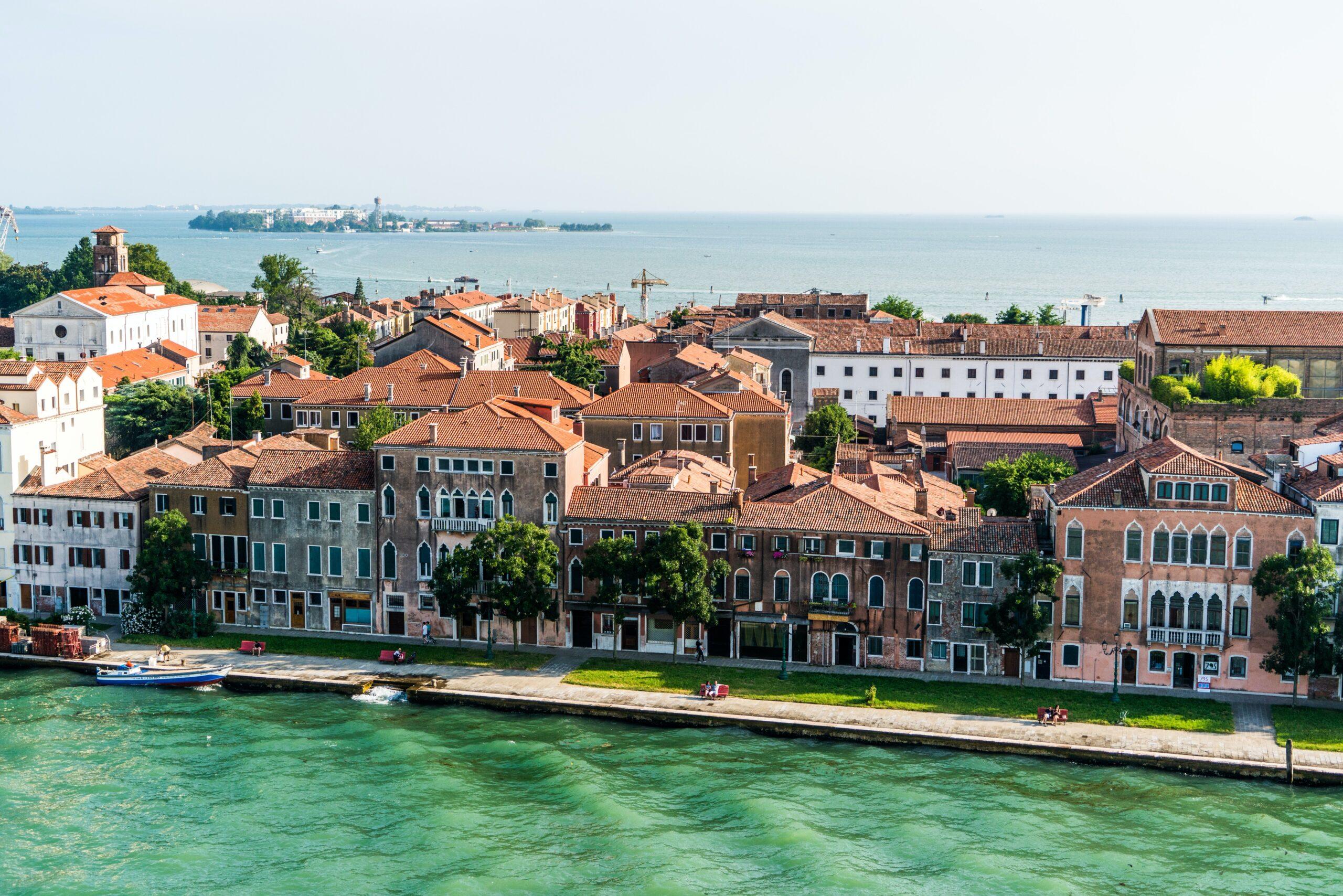 Venezia, la città green