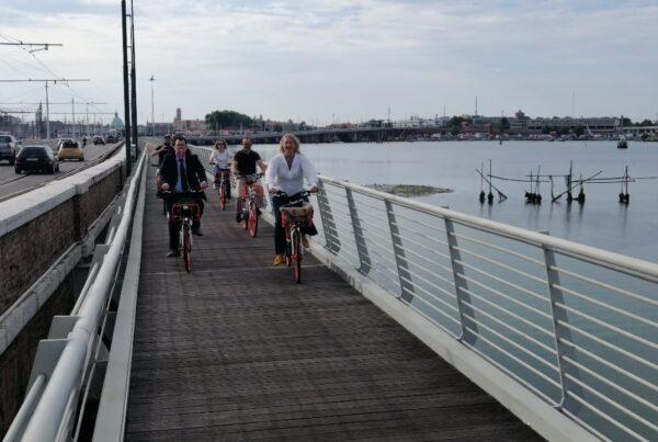 bici venezia