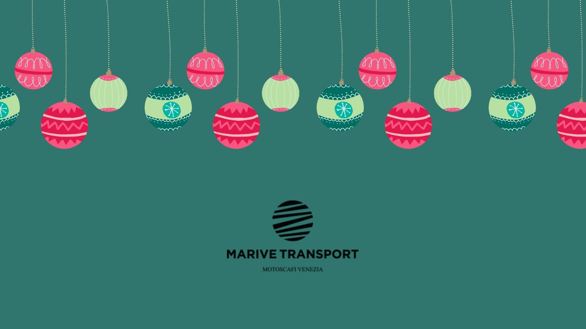 Merry Christmas from Marive Transport