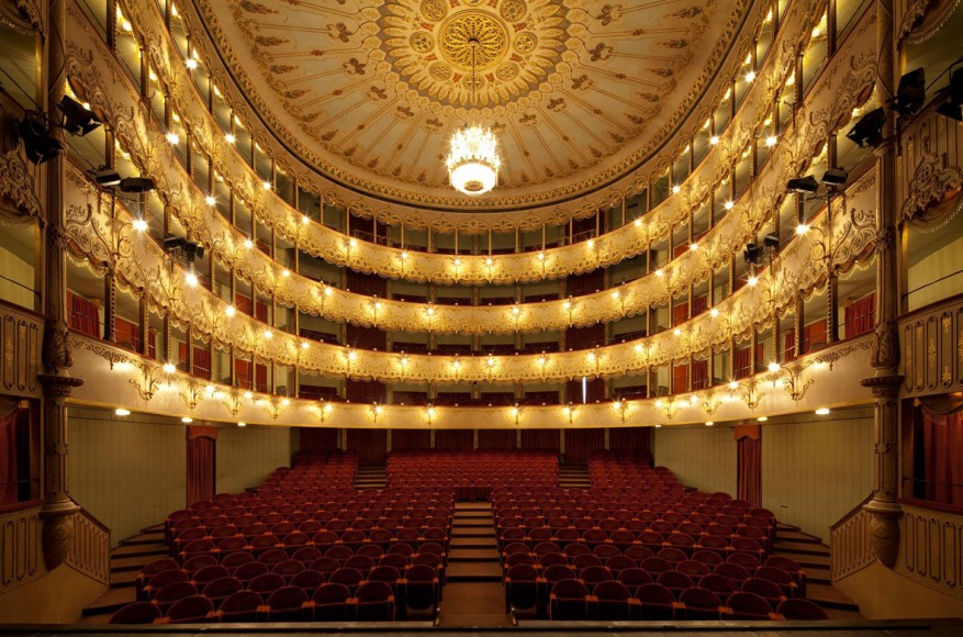 The New Year's Concert of the Teatro Stabile del Veneto