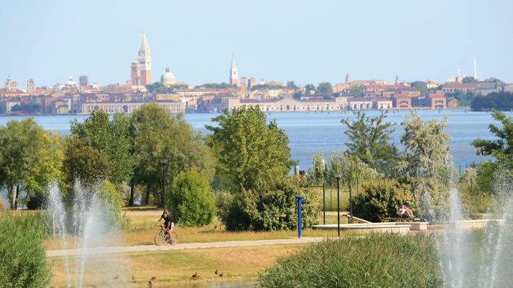 Lavori di ampliamento per il Parco di San Giuliano