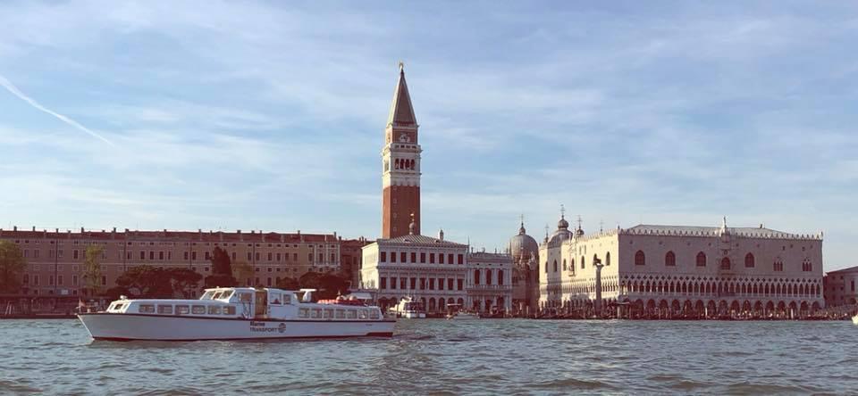 Matrimonio a Venezia con Marive Transport