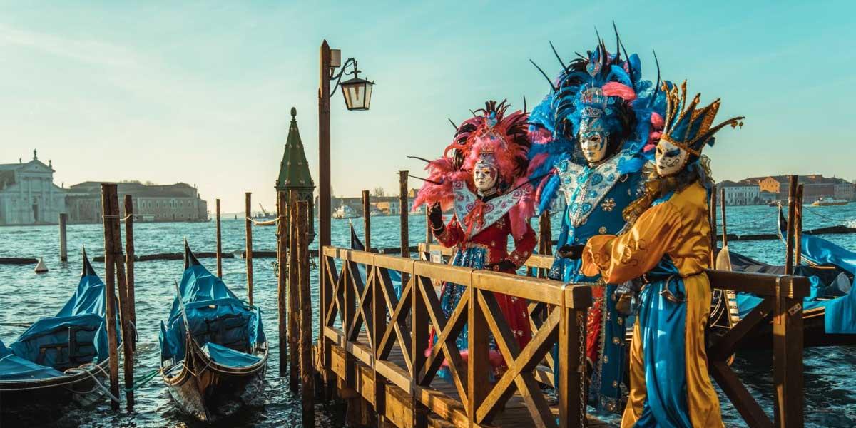Il Martedì Grasso del Carnevale di Venezia