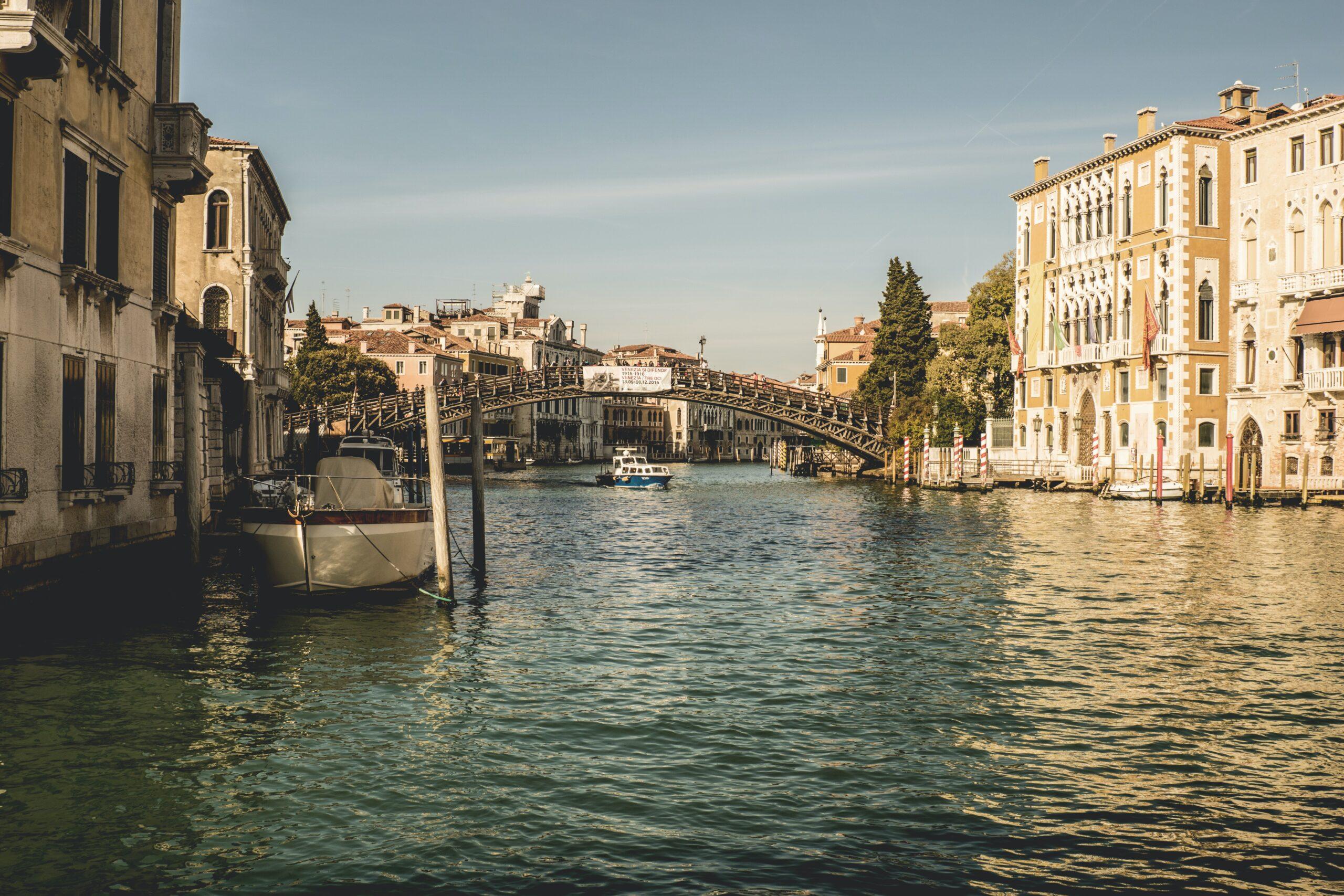 Le nuove opportunità per i giovani e per una Venezia ancor più attenta all'ambiente