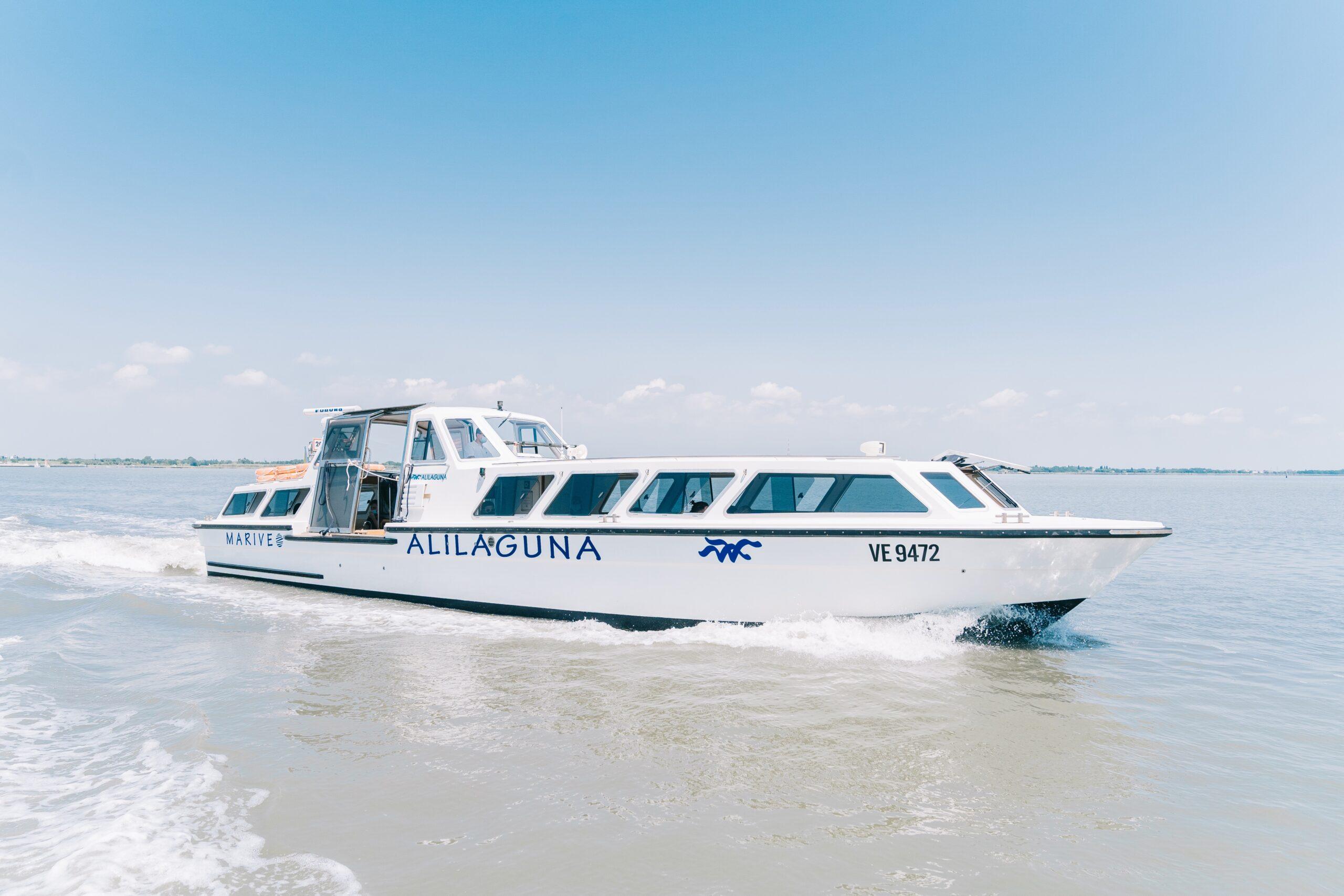 Comunicazione Servizio Linea Marive Transport