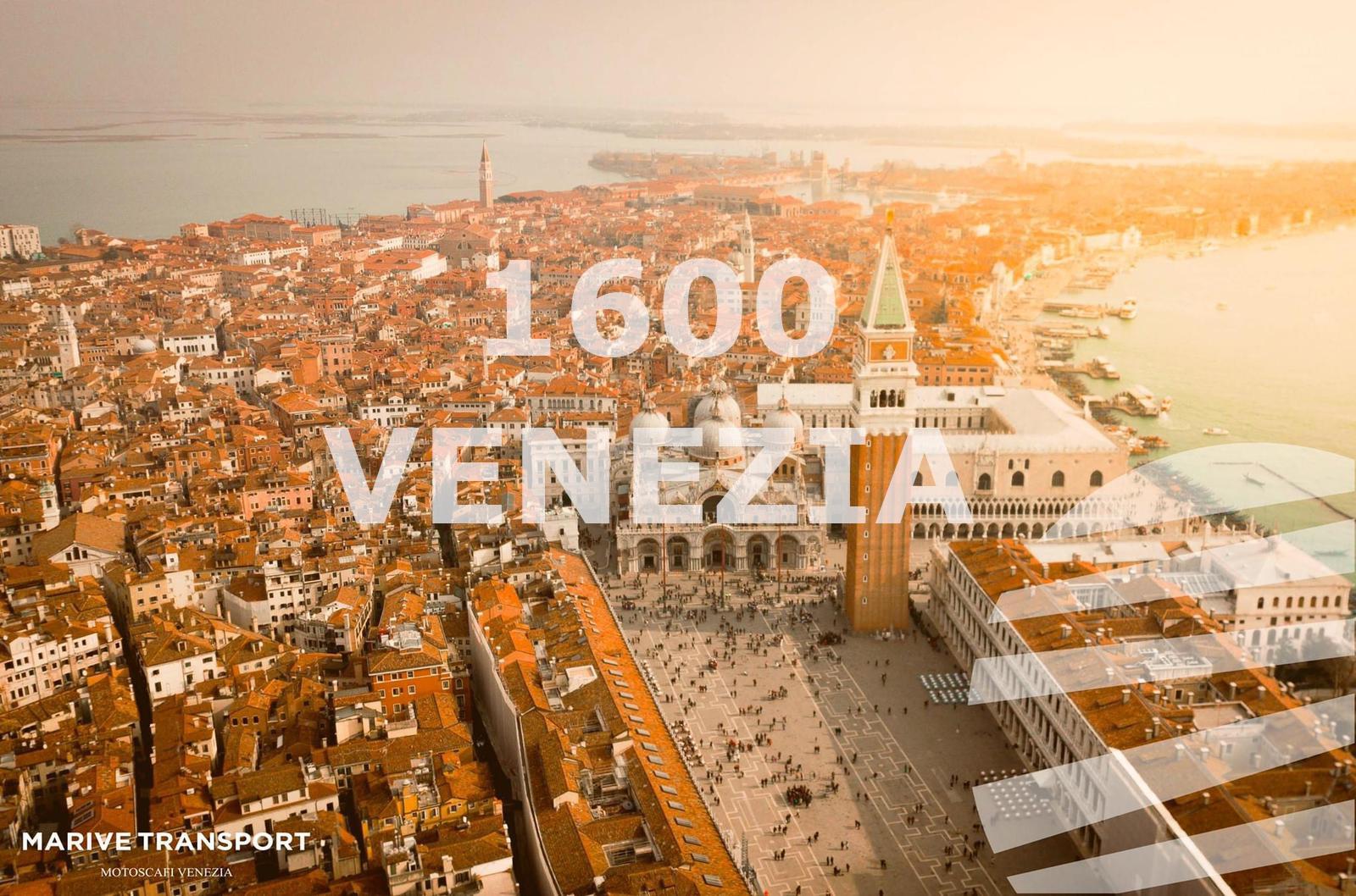 Le iniziative e i festeggiamenti per i 1600 anni di Venezia