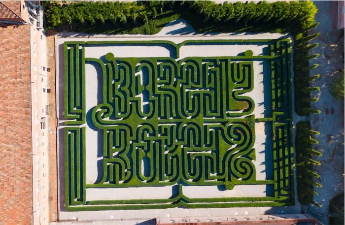 Il Labirinto di Borges apre al pubblico per la prima volta