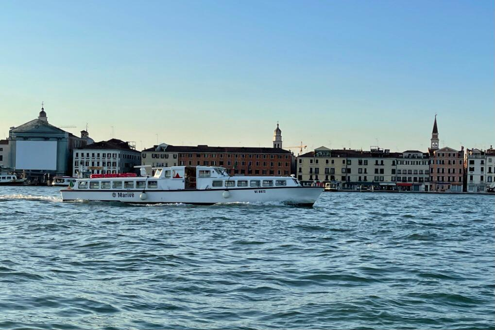 Our logistical support to the G20 in Venice